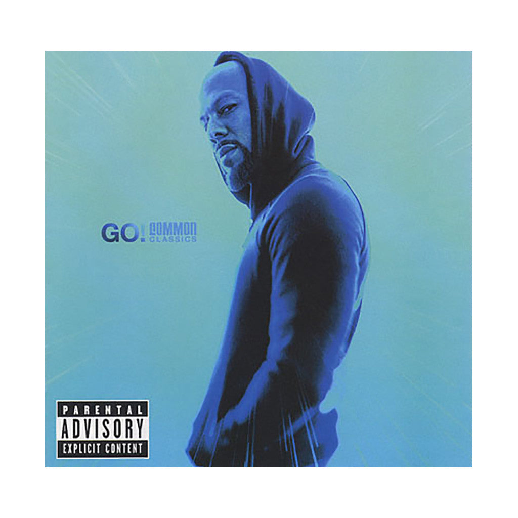 Common - 'Go! Common Classics' [CD]