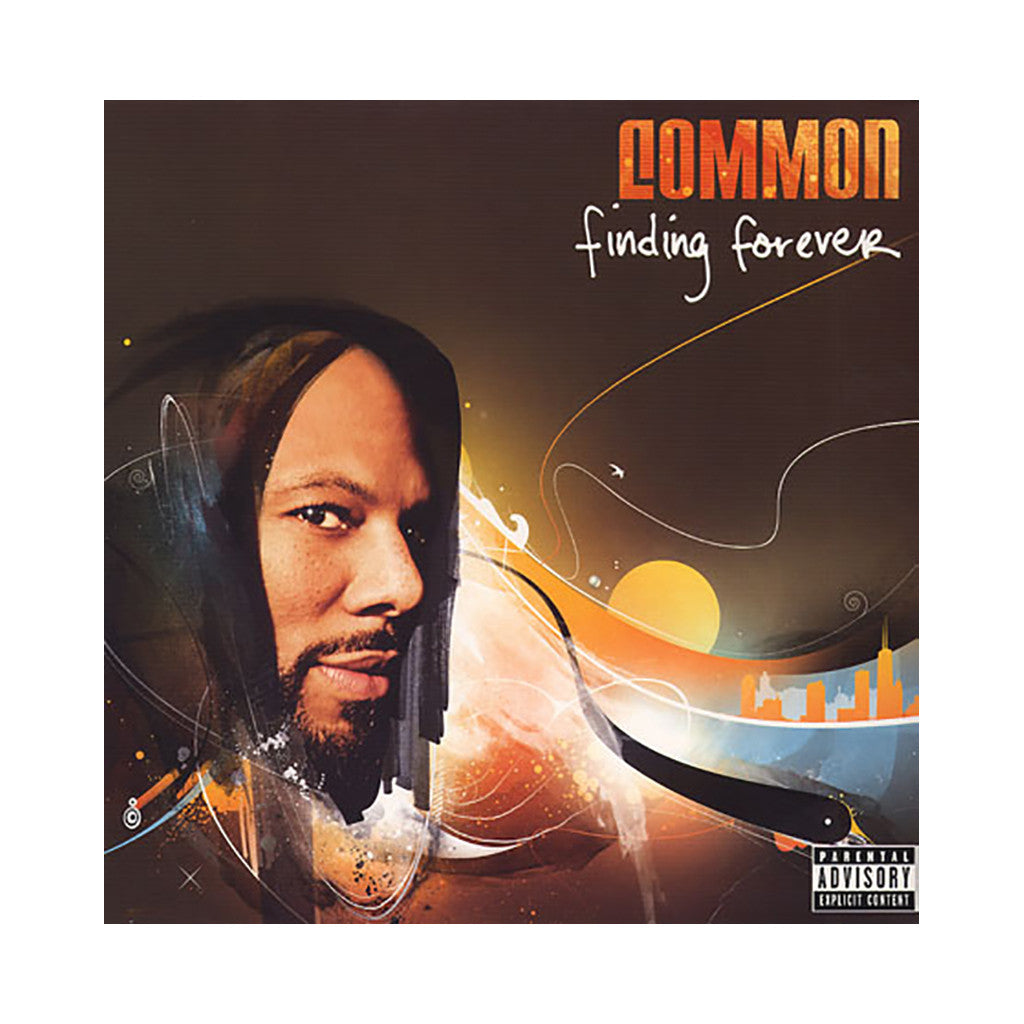 <!--020070731009805-->Common - 'Finding Forever' [CD]
