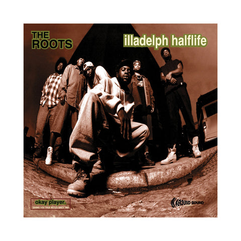 "[""The Roots - 'Illadelph Halflife (Re-Issue)' [(Black) Vinyl [2LP]]""]"