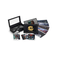 "GZA/ Genius - 'Liquid Swords: The Singles Collection' [(Black) 7"" Vinyl Single [4x7""]]"