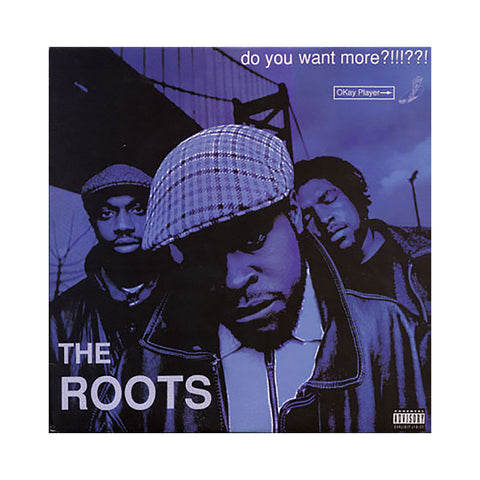 The Roots - 'Do You Want More?!!!??!' [(Black) Vinyl [2LP]]