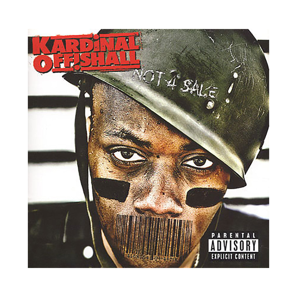 <!--2008092735-->Kardinal Offishall - 'Ill Eagle Alien' [Streaming Audio]