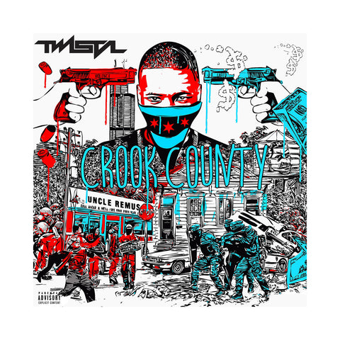 Twista - 'Crook County' [CD]