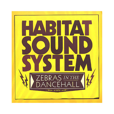 Habitat Sound System - 'Zebras In The Dancehall' [Streaming Audio]
