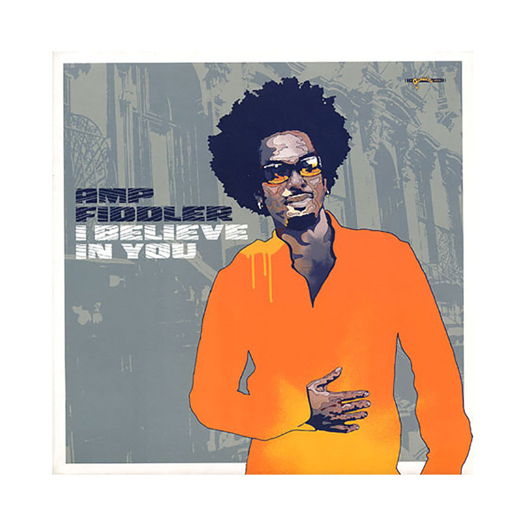 <!--2008080659-->Amp Fiddler - 'I Believe In You (Jaylib Mix)' [Streaming Audio]