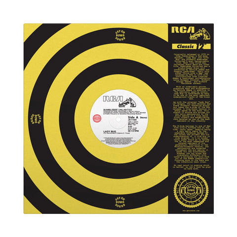 "Bumblebee Unlimited - 'Lady Bug' [(Black) 12"" Vinyl Single]"