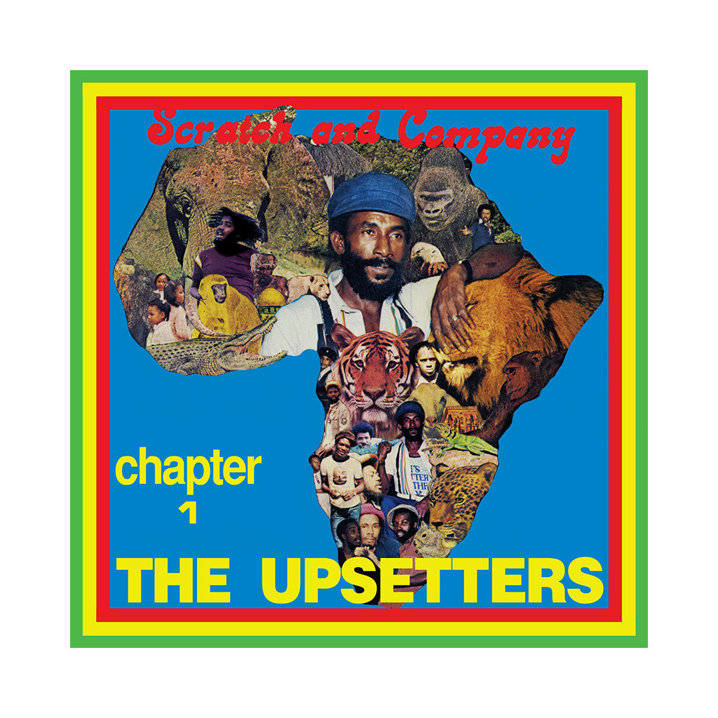 <!--020161209002485-->Lee Scratch Perry & Company - 'Chapter 1: The Upsetters' [(Black) Vinyl LP]