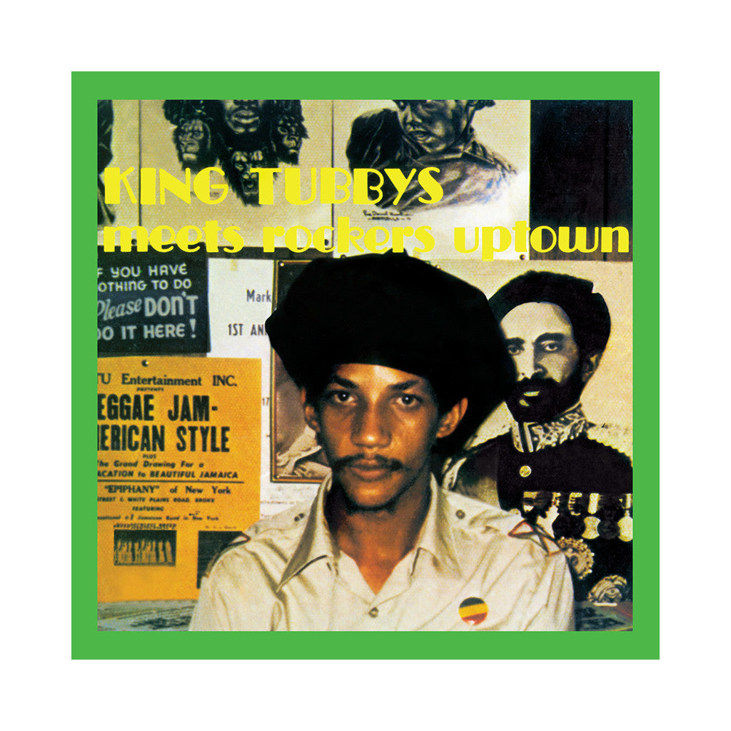 Augustus Pablo? - 'King Tubbys Meets Rockers Uptown' [CD]