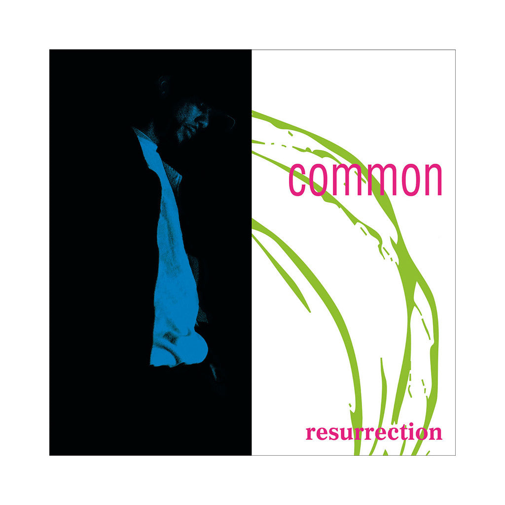 <!--120101026023302-->Common - 'Resurrection (Deluxe Edition)' [(Black) Vinyl [2LP]]