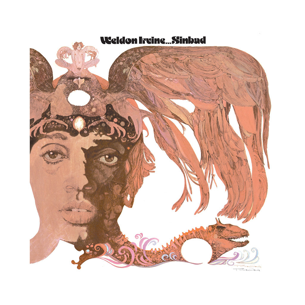 <!--020110517027641-->Weldon Irvine - 'Sinbad' [CD]
