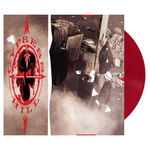 "[""Cypress Hill - 'Cypress Hill: 20th Anniversary Edition' [(Clear Red) Vinyl LP]""]"