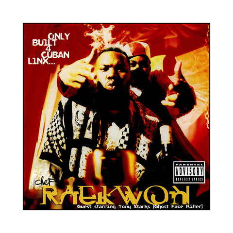 "[""Raekwon - 'Only Built 4 Cuban Linx: The Purple Tape Watch Box' [(Purple) Cassette Tape]""]"