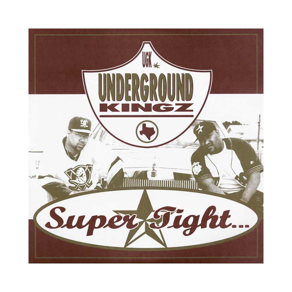 UGK - 'Super Tight...' [(Clear) Vinyl [2LP]]