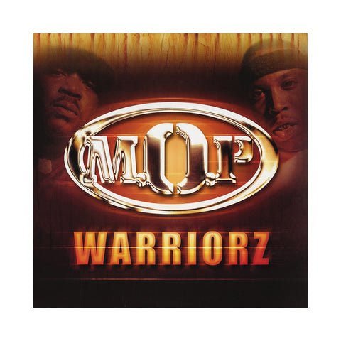 "[""M.O.P. - 'Warriorz' [(Black) Vinyl [2LP]]""]"