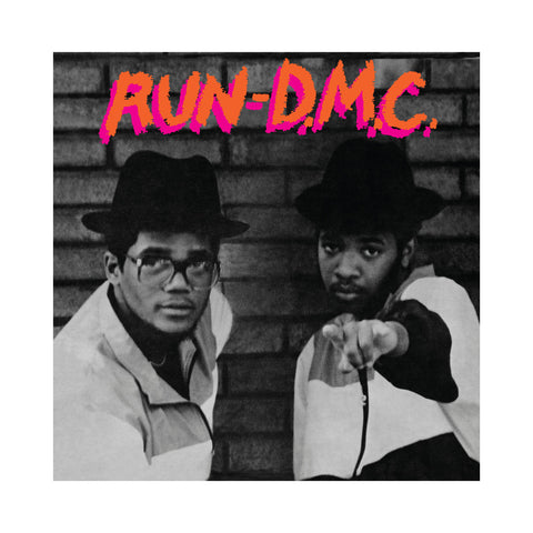 Run D.M.C. - 'Run D.M.C.' [(Black) Vinyl LP]