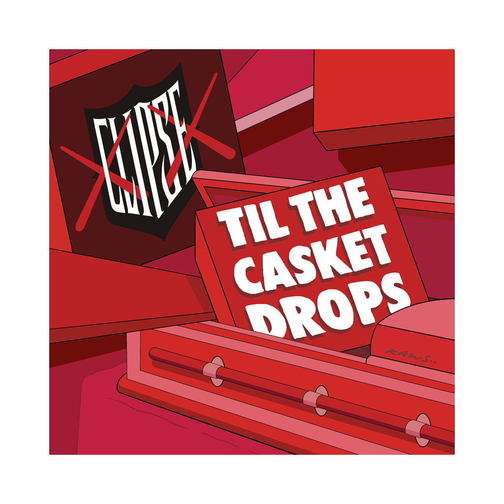 Clipse - 'Til The Casket Drops ' [(Black) Vinyl LP]