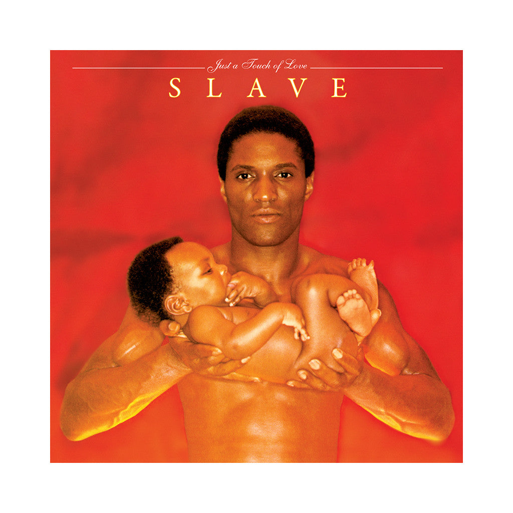 Slave just a touch of love