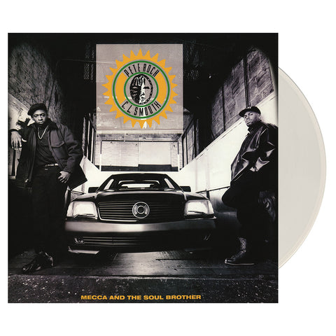 "[""Pete Rock & CL Smooth - 'Mecca And The Soul Brother (Re-Issue)' [(Clear) Vinyl [2LP]]""]"