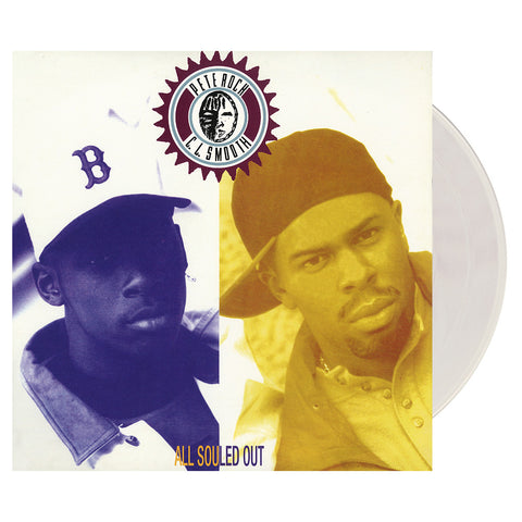 Pete Rock & CL Smooth - 'All Souled Out' [(Clear) Vinyl EP]