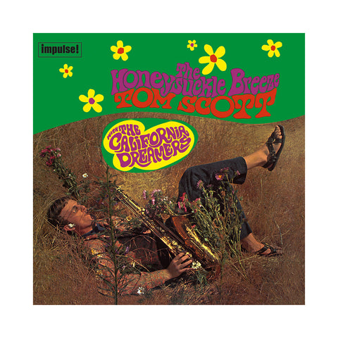 "[""Tom Scott w/ The California Dreamers - 'The Honeysuckle Breeze (THIS IS A RE-STOCK)' [(Black) Vinyl LP]""]"