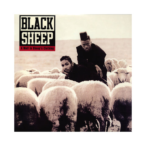 "[""Black Sheep - 'A Wolf In Sheep's Clothing (Deluxe Edition)' [(Black) Vinyl [2LP]]""]"