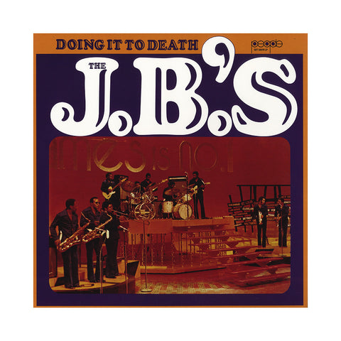 "[""The J.B.'s - 'Doing It To Death' [(Black) Vinyl LP]""]"