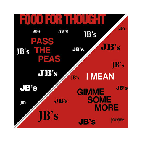 "[""The J.B.'s - 'Food For Thought' [(Black) Vinyl LP]""]"