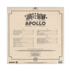 The James Brown Revue - 'Get Down With James Brown: Live At The Apollo Vol. IV' [(Black) Vinyl [2LP]]