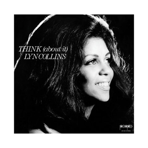 Lyn Collins - 'Think (About It) (Standard Edition)' [(Black) Vinyl LP]