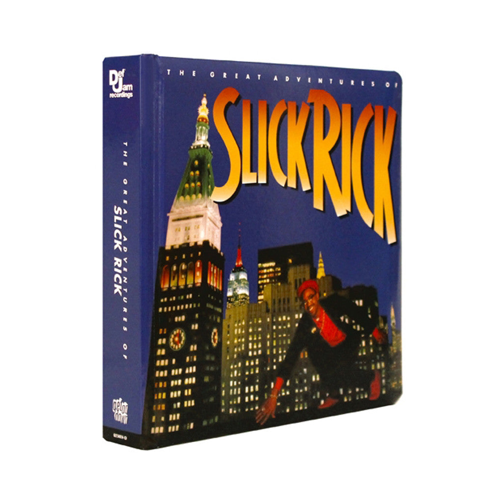 Slick Rick - 'The Great Adventures Of Slick Rick: Deluxe Children's Book Edition' [CD]