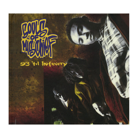"[""Souls Of Mischief - '93 'Til Infinity (Deluxe Edition)' [CD [2CD]]""]"