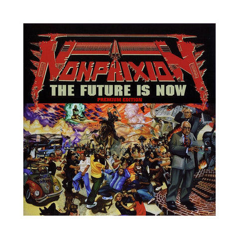 Non Phixion - 'The Future Is Now (Premium Edition)' [CD [2CD]]