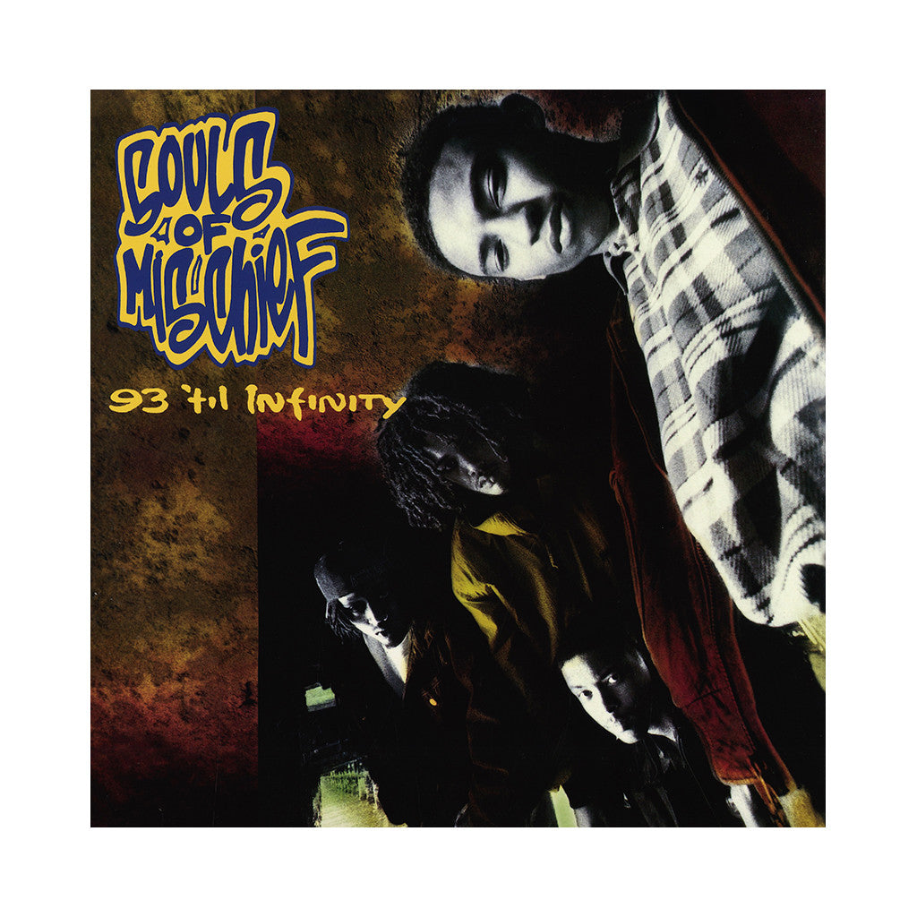 <!--020140304062645-->Souls Of Mischief - '93 'Til Infinity (Deluxe Edition Bundle)' [(Black) Vinyl [2LP]]