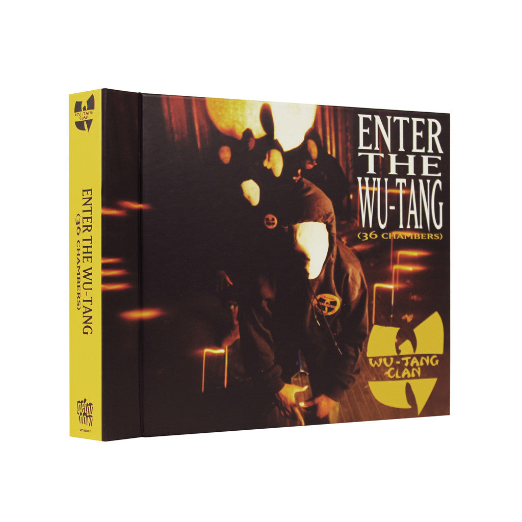 "<!--120170524074715-->Wu-Tang Clan - 'Enter The Wu-Tang (36 Chambers) 7"" Box (RELEASE DATE IS ESTIMATED)' [(Black) 7"" Vinyl Single [6x7""]]"