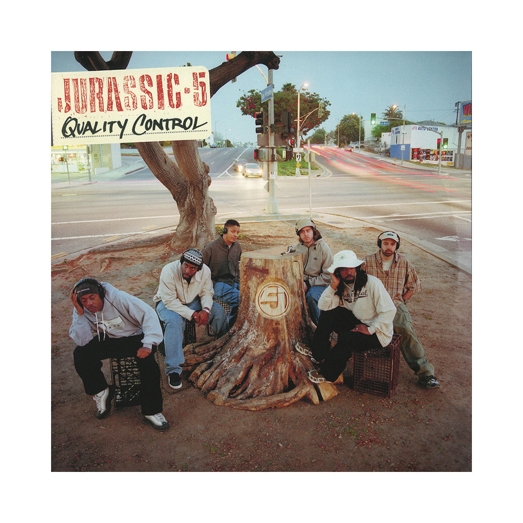<!--2000042747-->Jurassic 5 - 'Quality Control' [Streaming Audio]
