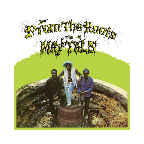 "[""The Maytals - 'From The Roots' [(Black) Vinyl LP]""]"