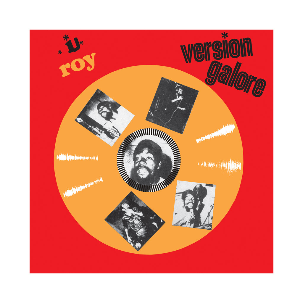 U-Roy - 'Version Galore' [(Black) Vinyl LP]