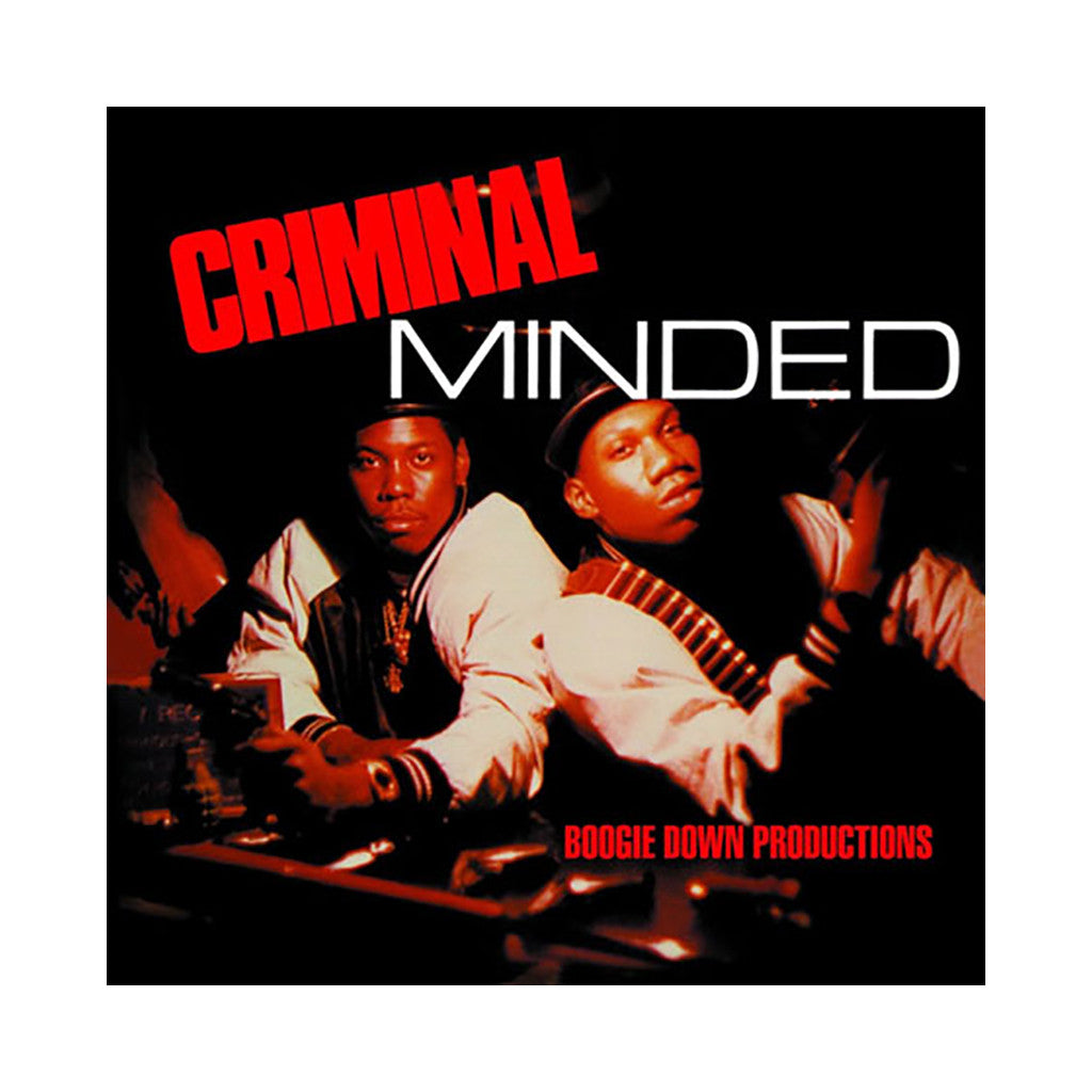 <!--020111206036380-->Boogie Down Productions - 'Criminal Minded' [Game]