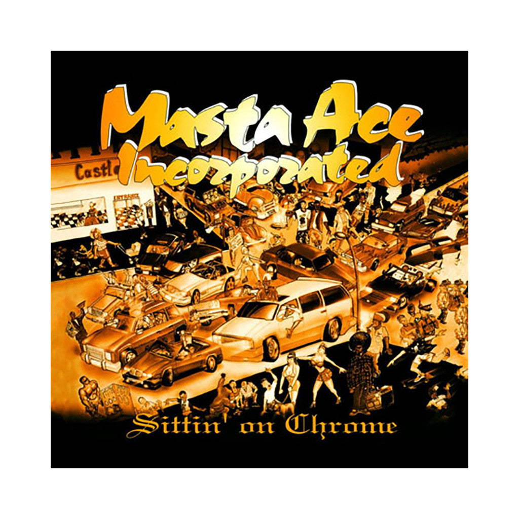 <!--020111206036113-->Masta Ace Incorporated - 'Sittin' On Chrome' [Game]