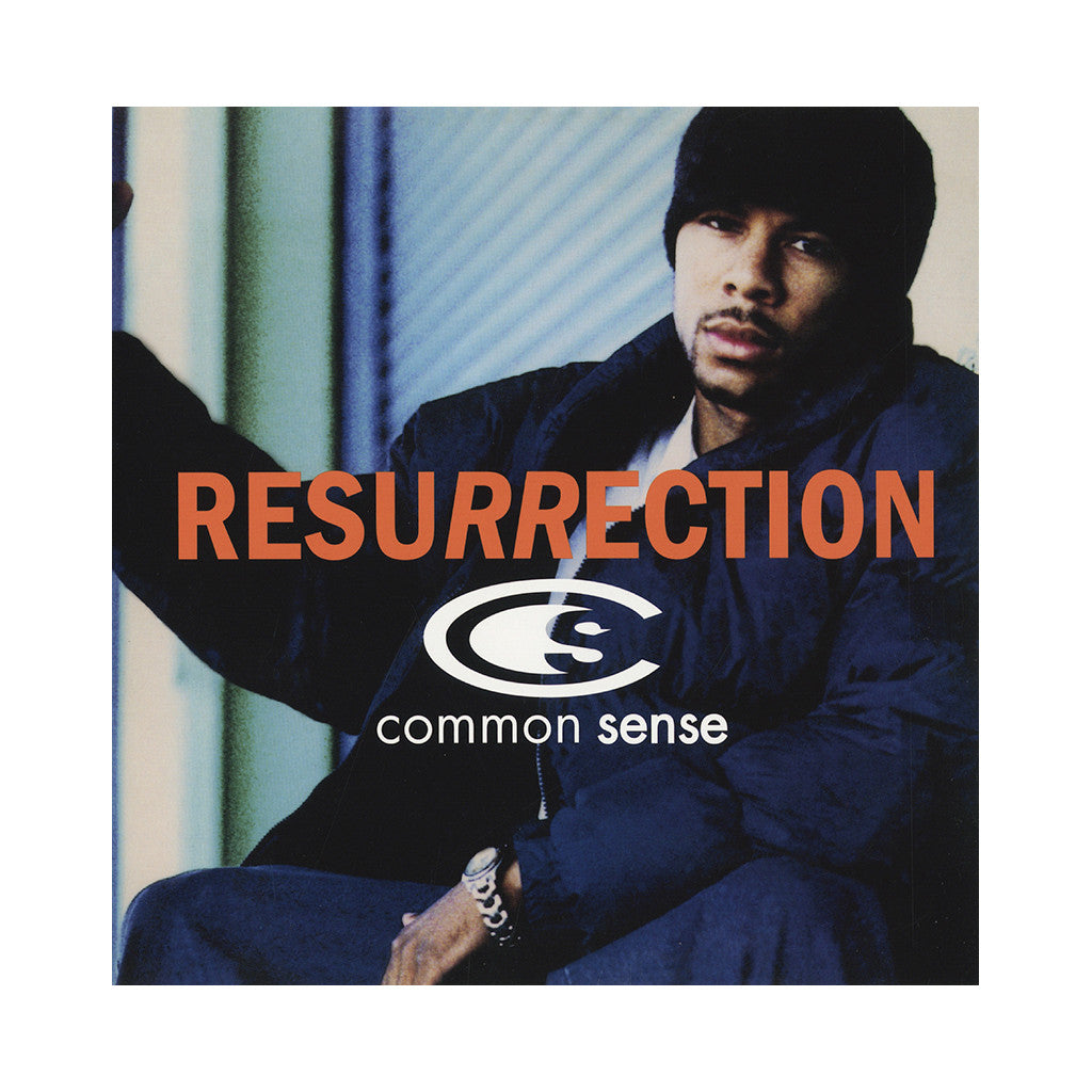 <!--2002080652-->Common - 'Resurrection '95' [Streaming Audio]