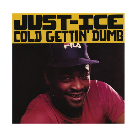 "[""Just-Ice - 'Cold Gettin' Dumb/ Cold Gettin' Dumb II' [(Black) 7\"" Vinyl Single]""]"