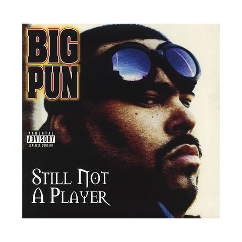 "[""Big Pun - 'Still Not A Player/ Twinz (Deep Cover 98)' [(Black) 7\"" Vinyl Single]""]"