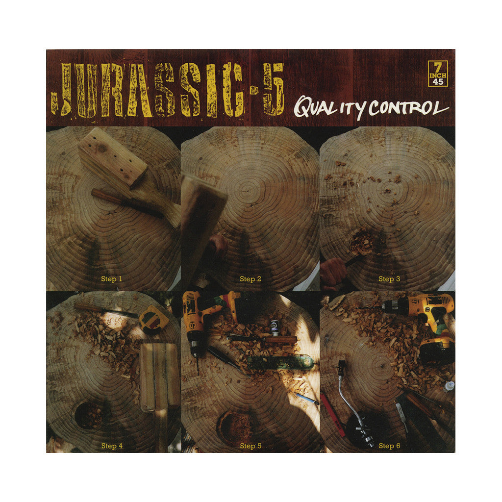 <!--2015061507-->Jurassic 5 - 'Jurass Finish First' [Streaming Audio]