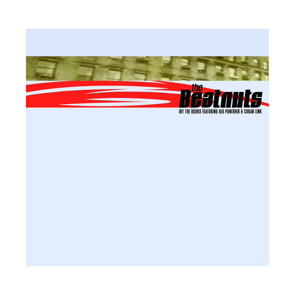 "The Beatnuts - 'Off The Books' [(Black) 7"" Vinyl Single]"