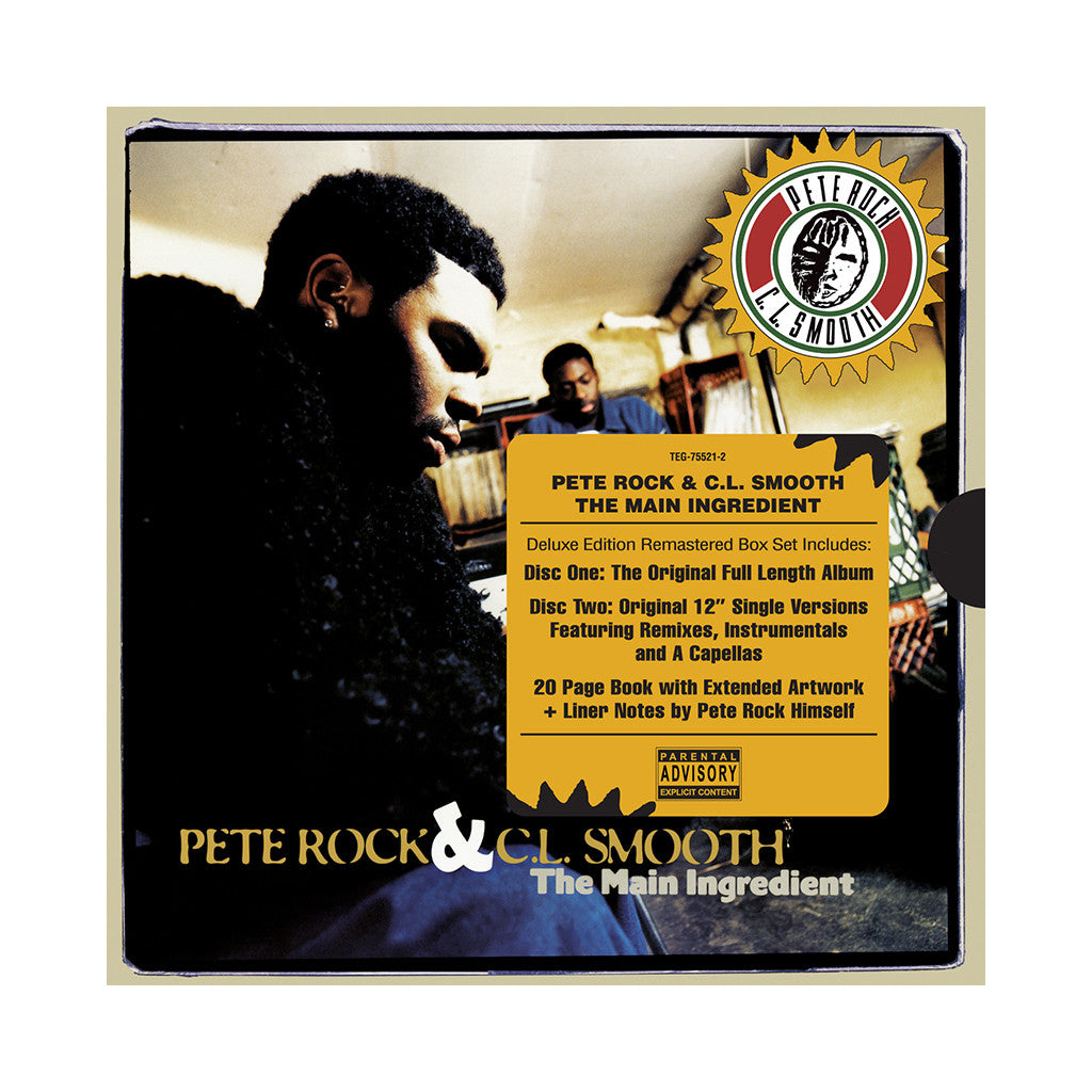 "<!--2012041836-->Pete Rock & CL Smooth - 'Get On The Mic (Original 12"" Version) (INSTRUMENTAL)' [Streaming Audio]"