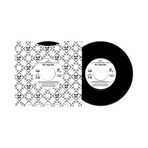 "[""Wu-Tang Clan - 'Can It Be All So Simple/ Da Mystery Of Chessboxin'' [(Black) 7\"" Vinyl Single]""]"