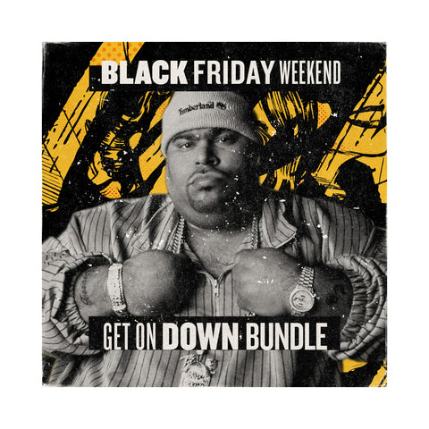 "[""Get On Down - ''Classic 7-Inch' Bundle (x7 Vinyl Records)' [(Black) 7\"" Vinyl Single [7x7\""]]""]"