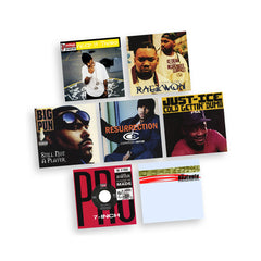 "Get On Down - ''Classic 7-Inch' Bundle (x7 Vinyl Records)' [(Black) 7"" Vinyl Single [7x7""]]"