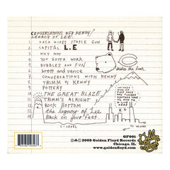 <!--120090920001274-->Serengeti - 'Conversations With Kenny/ Legacy Of Lee' [CD]