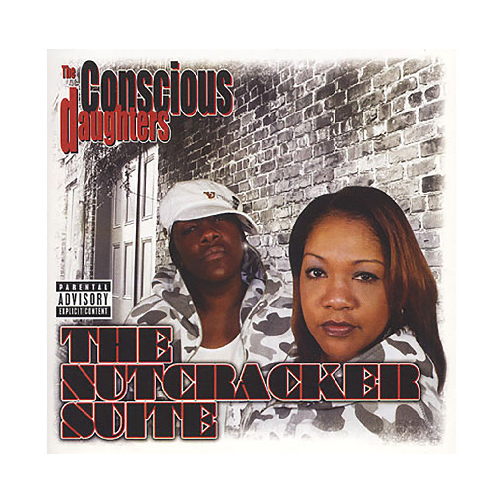 <!--120090217015904-->Conscious Daughters - 'The Nutcracker Suite' [CD]